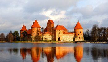 Замок в Литве