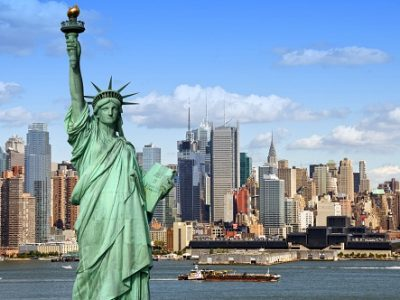 США Статуя свободы