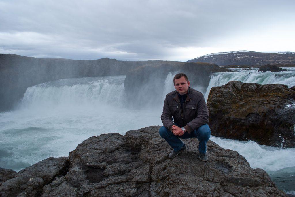 Водопад Исландия