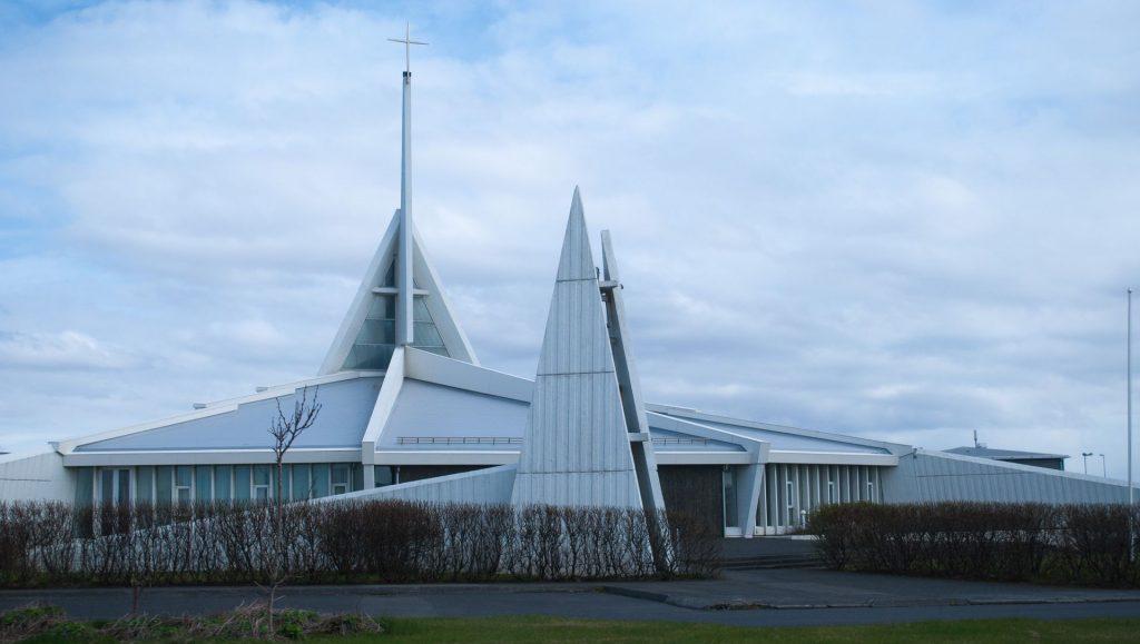 Церковь Исландия