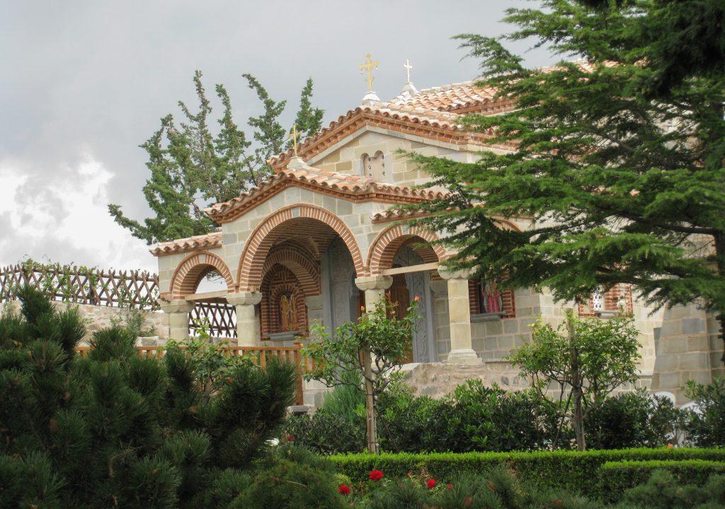Монастырь Мужской