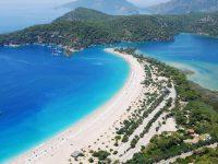 Фетхие: Пляж