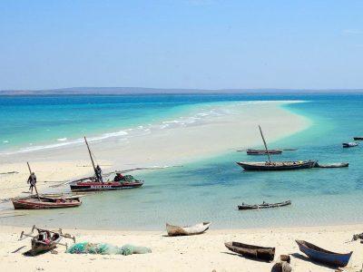 Мозамбик Пляж